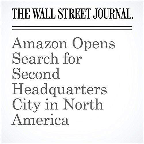 Amazon Opens Search for Second Headquarters City in North America copertina