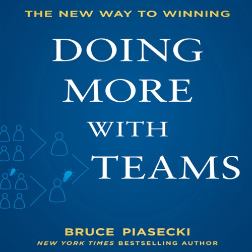 Doing More with Teams audiobook cover art