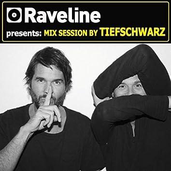 Raveline Mix Session By Tiefschwarz