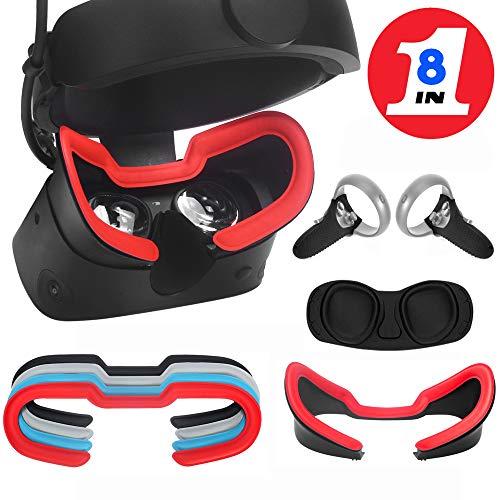 Eyglo Soporte Interfaz Facial VR + Cubierta Lente