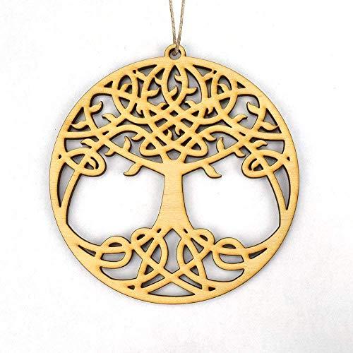 Celtic Tree of Life Ornament
