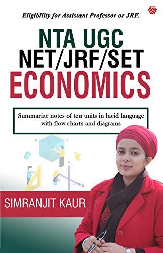 NTA UGC NET/JRF/SET Economics