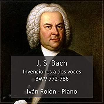 Johann Sebastian Bach Invenciones BWV 772-786
