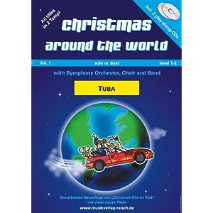 Christmas around the World Tuba