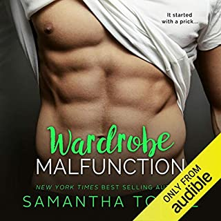 Wardrobe Malfunction cover art