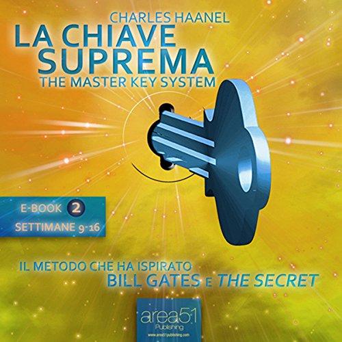 La Chiave Suprema 2 [The Master Key System, Vol.2] audiobook cover art