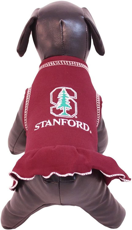 NCAA Stanford Cardinal Cheerleader Dog Dress