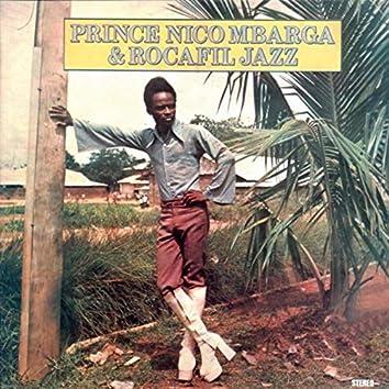 Prince Nico Mbarga And Rocafil Jazz