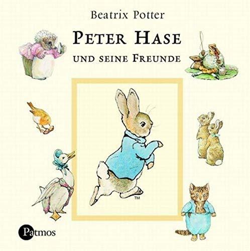 Peter Hase und seine Freunde. CD