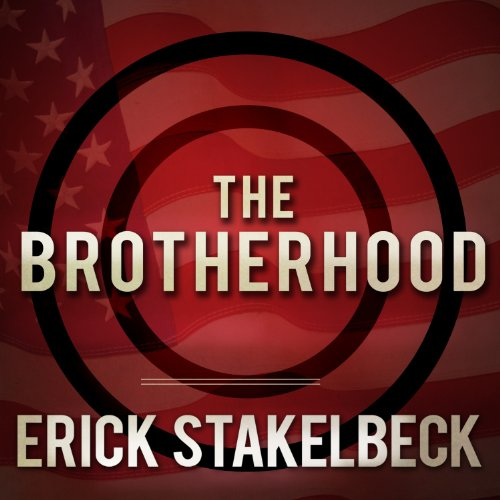 The Brotherhood audiobook cover art