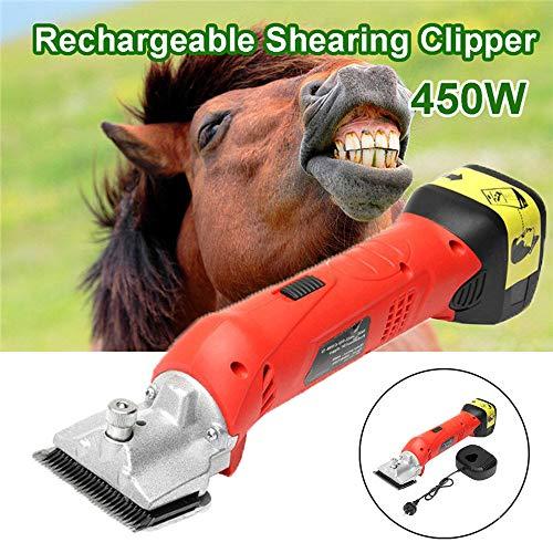 GRX-ADRE - Esquiladora eléctrica para caballos
