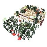 約188個 軍隊 砂シーン 模型 兵隊 兵士おもちゃ 5cm フィギュア アーミープレイセット