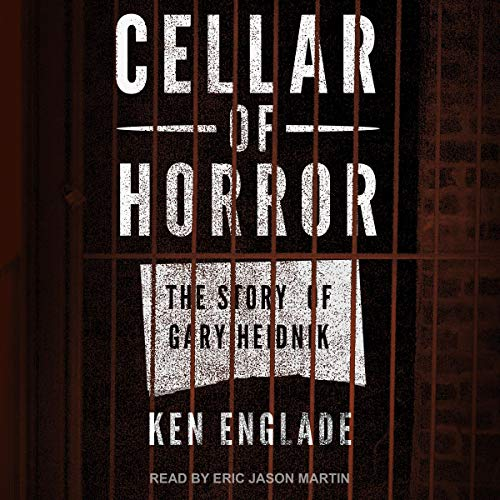 Cellar of Horror cover art