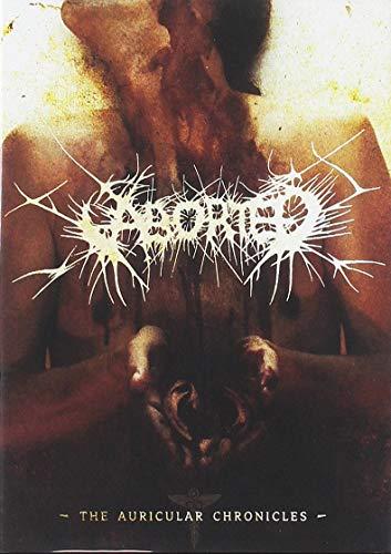 Aborted - The Auricular Chronicles [Italia] [DVD]