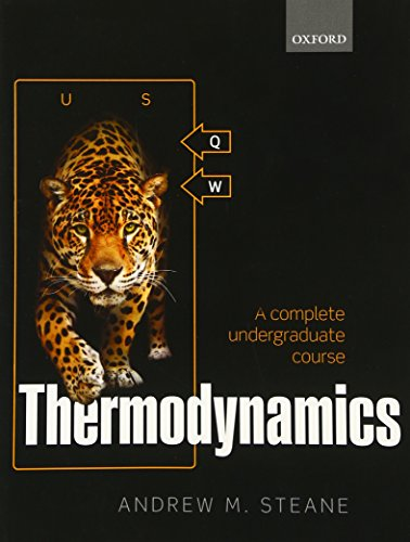 Download Thermodynamics: A Complete Undergraduate Course 0198788576