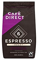 Fairtrade Dark-roasted and intense for a full-bodied flavour explosion Strength 5 strong