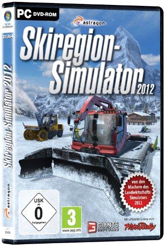 Skiregion-Simulator 2012 [Edizione: Germania]