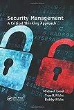 Security Management: A Critical ...