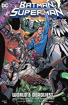 Batman/Superman (2019-) Vol. 2 by [Joshua Williamson, Nick Derington, Clayton Henry, Gleb Melnikov, Dale Eaglesham]