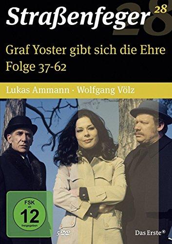 Straßenfeger 28: Graf Yoster gibt sich die Ehre (Folge 37-62 ) [5 DVDs]