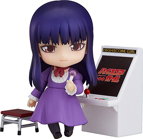 Good Smile High Score Girl Akira Oono Nendoroid Action Figure