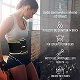 Zoom IMG-2 wotek fascia addominale dimagrante cintura