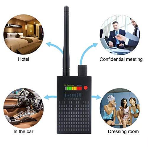 Best Buy! AKAKKSKY Wireless Signal Detector Anti-Eavesdropping Monitor Device RF Signal Hidden Camer...
