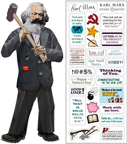 Karl Marx : cartes et étiquettes en anglais