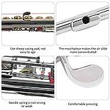 Immagine 2 strumento per flauto in argento