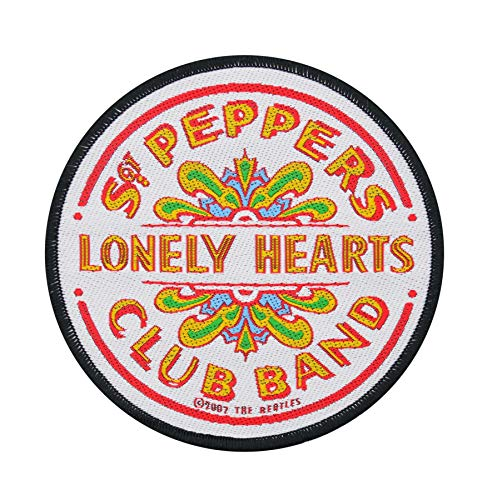 Beatles - Patch Sgt Peppers (in One Size)
