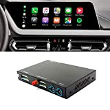 Carlinkit Wireless Carplay Receiver for BMW 1/2/3/4/5/6/7Series(14-16),BMW X1/X2/X3/X4/X5/X6/NBT System/Support iOS 13-14, Android Auto, AirPlay, Mirroring, Rear View, USB Drive, Firmware Upgrade