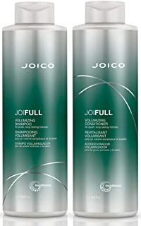 Joico JOIFULL Volumizing Shampoo and Conditioner Set, 33.8-Ounce