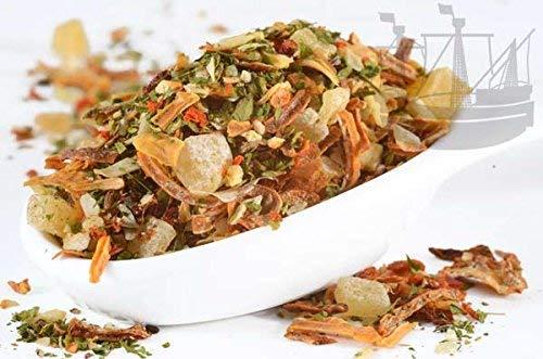Dip Mischung Zwango, 100g, Zwiebel-Mango-Dip, fruchtig und würzig, zum Dippen, für Quark, Creme fraiche, Frischkäse, Joghurt - Bremer Gewürzhandel
