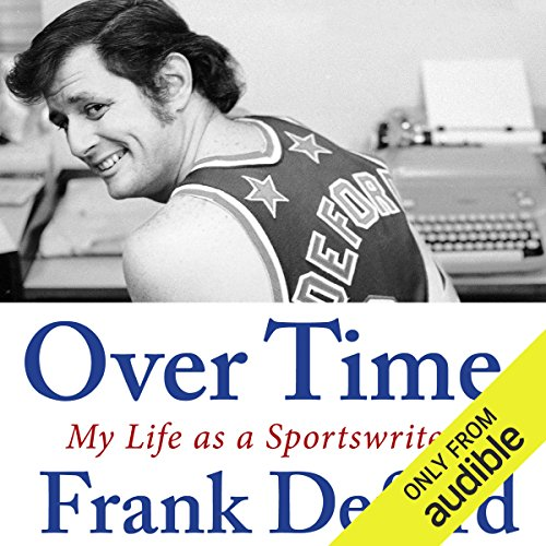 Over Time audiobook cover art