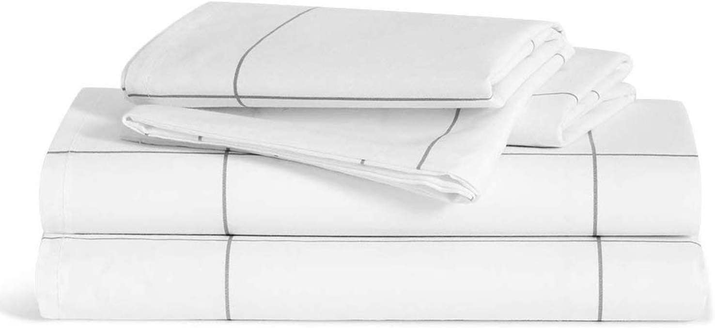List price Brooklinen Luxe Core Sheet Set for Bed XL - Finally popular brand Twin Size Graphite