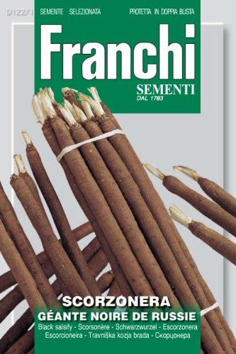 Franchi Samen Schwarzwurzel Scorzanera