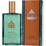 ASPEN by Coty COLOGNE SPRAY 4 OZ (Package Of 2)