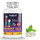Best Height Growth Pills - Maximum Natural Height Growth Formula - NuBest Tall Review