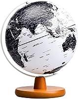 グローブ20cm英語版HDグローインググローブLEDグローブライト楽しさと教育、家の装飾