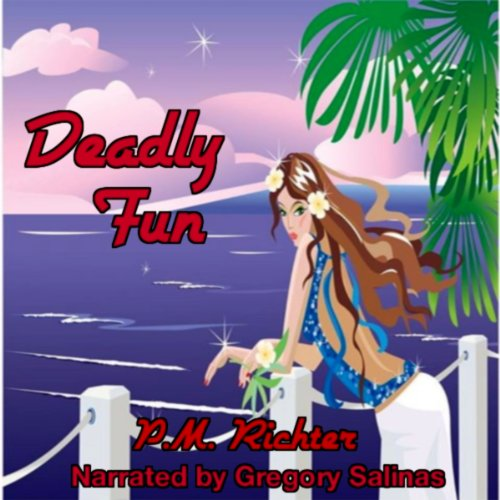 Deadly Fun audiobook cover art