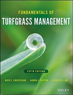 Best turfgrass management books Reviews