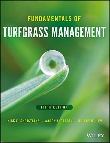 Fundamentals of Turfgrass Management (English Edition)