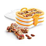 Tescoma-mold-for-energy-bars-granola-bar-press-Great-for-Keto-Diet-Includes-25-Wrapping-Bags-for-Bars