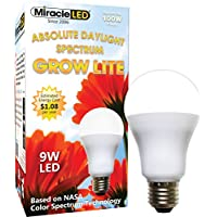 Miracle LED Absolute Daylight Spectrum Plant Grow Greenhouse Lite