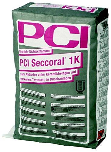 PCI SECCORAL 1K Dichtschlämme flexibel 3.5kg