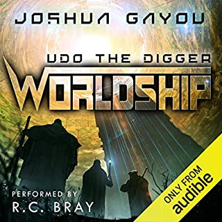 Worldship: Udo the Digger cover art