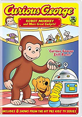 Curious George: Robot Monkey and More Great Gadgets! from Universal Studios Home Entertainment