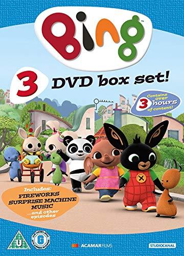 Bing - Triple Pack (3 Dvd) [Edizione: Regno Unito] [Reino Unido]