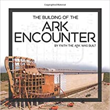 [By Answers in Genesis] The Building of the Ark Encounter-[Hardcover] Best selling book for |Religious Building Architecture|