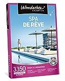 Wonderbox - Coffret cadeau pour femme - SPA DE RÊVE - 3350 massages et soins en instituts de luxe et spas